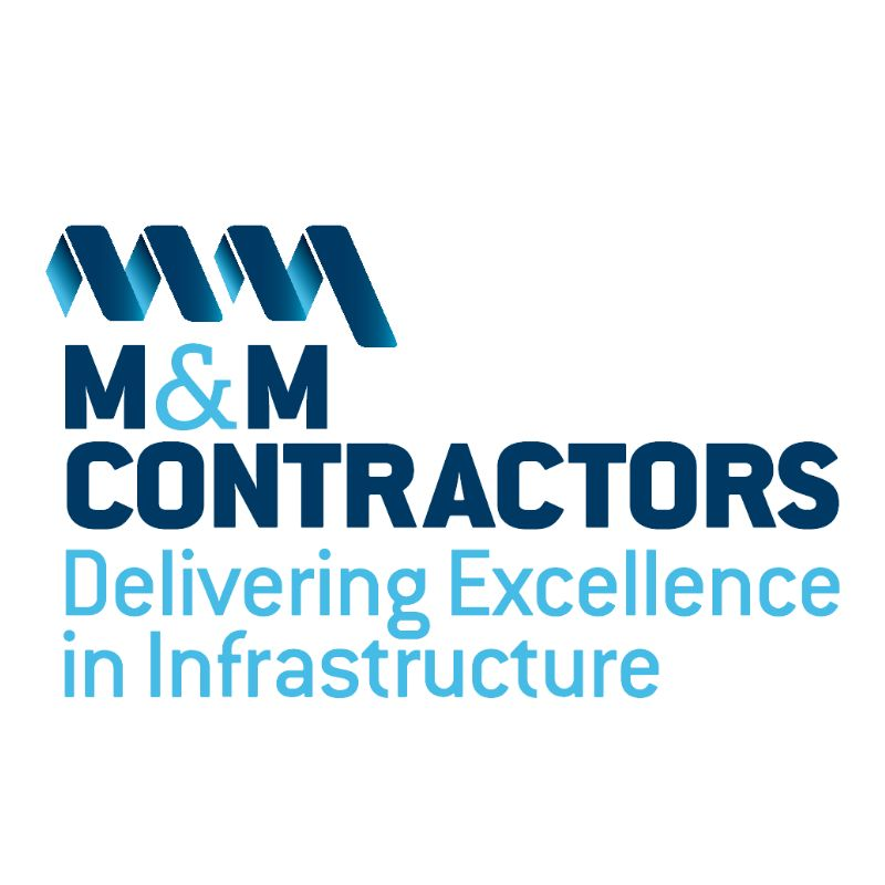 M&M Contractors Logo