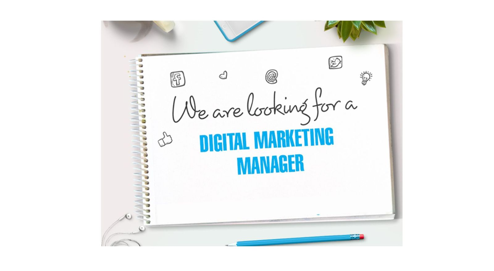 Digital Marketing Manager 1 at undefined